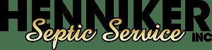 Henniker Septic service Inc logo